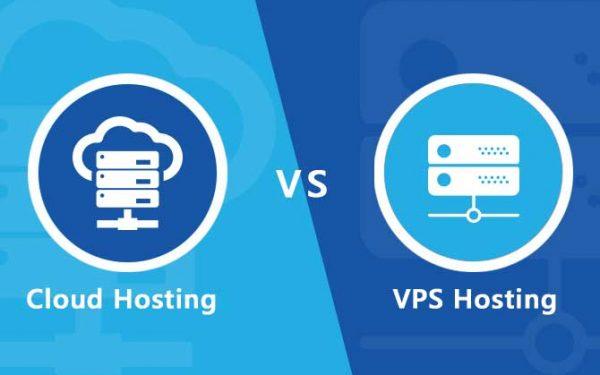 Between Cloud Hosting and VPS Hosting