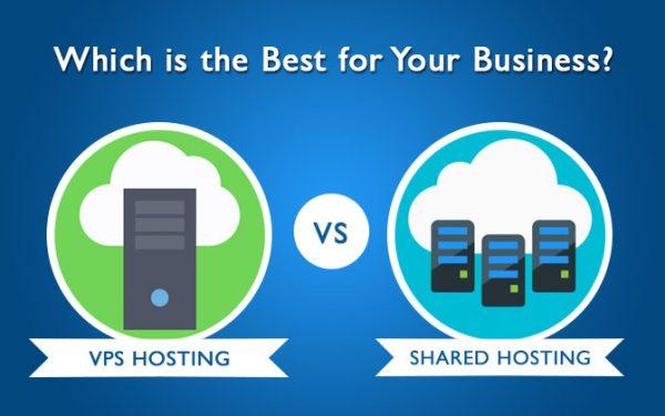 VPS Hosting or Shared Hosting