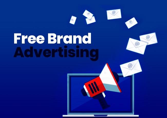 Free Brand Advertising