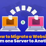 How to migrate a website from one server to another