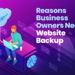 Reasons Business Owners Need Website Backup
