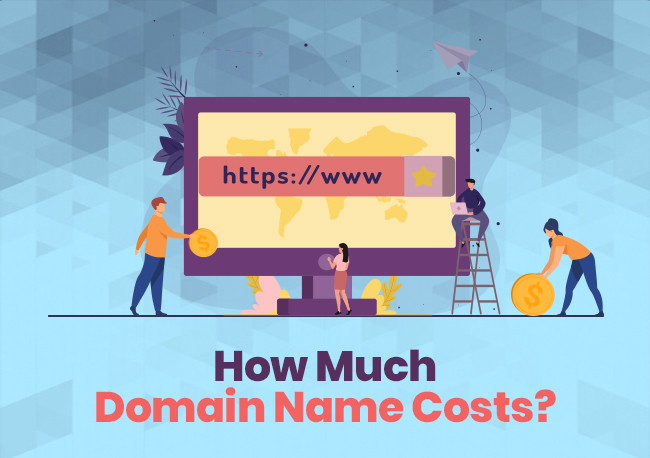 How Much Domain Name Costs?