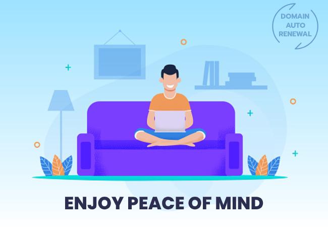 Enjoy peace of mind