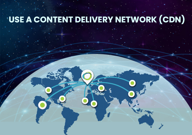 Use a Content Delivery Network (CDN)