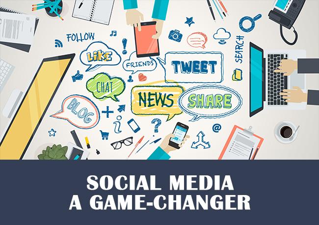 Social-Media-A-Game-changer