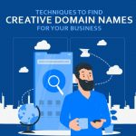 techniques to find creative domain names